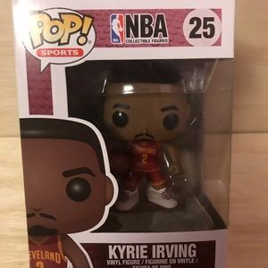 Kyrie Irving funko pop